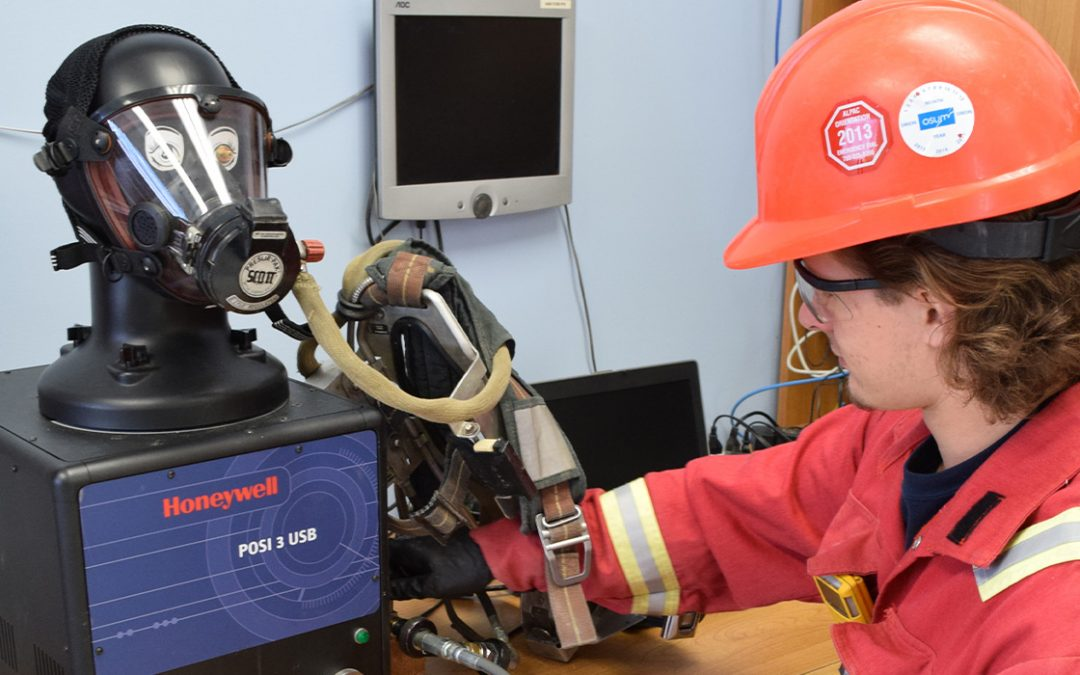 SCBA Servicing and Products