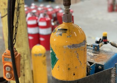 High Pressure Hydrostatic Test