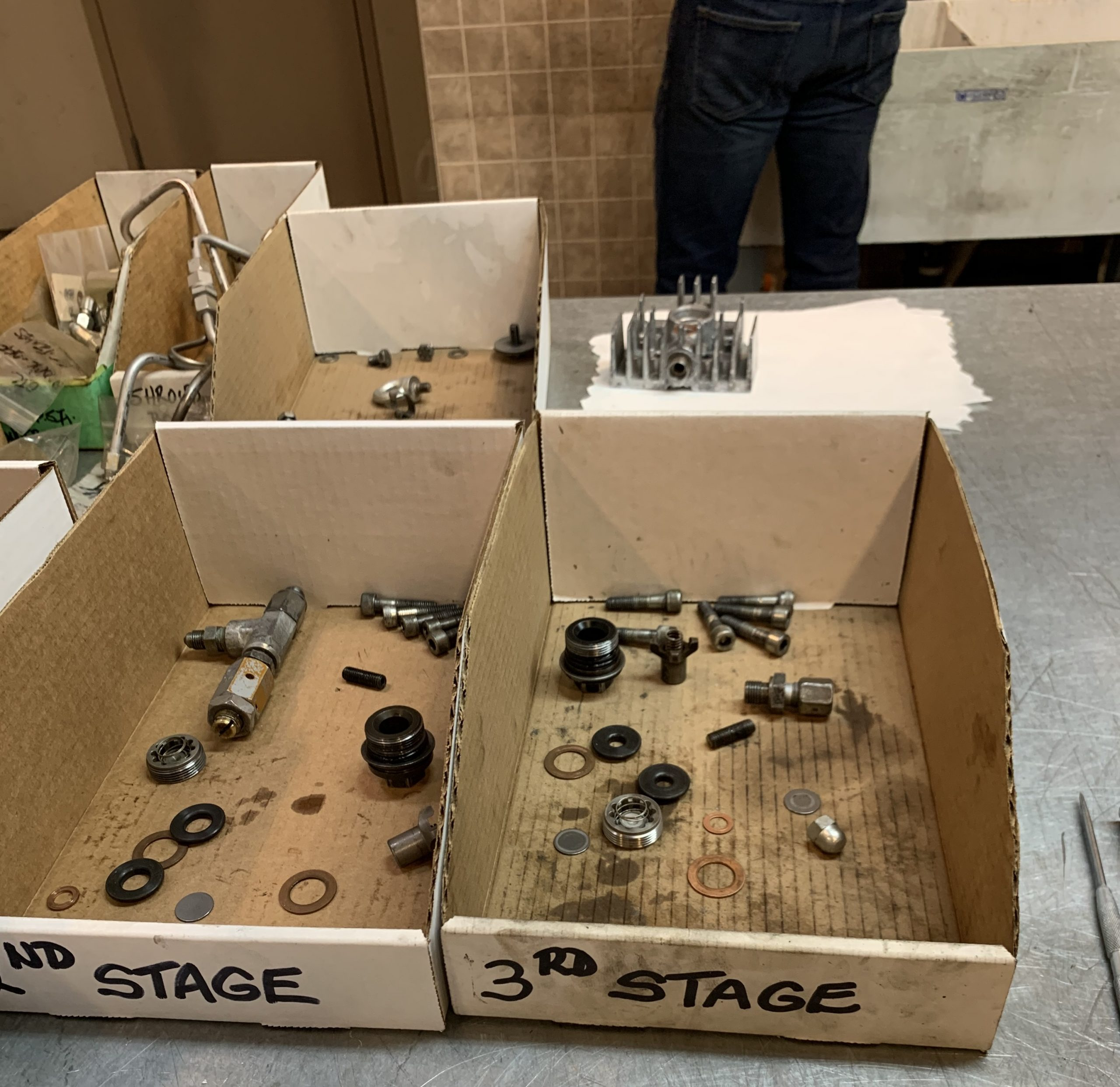 Jordair - AirKat Rebuild Parts